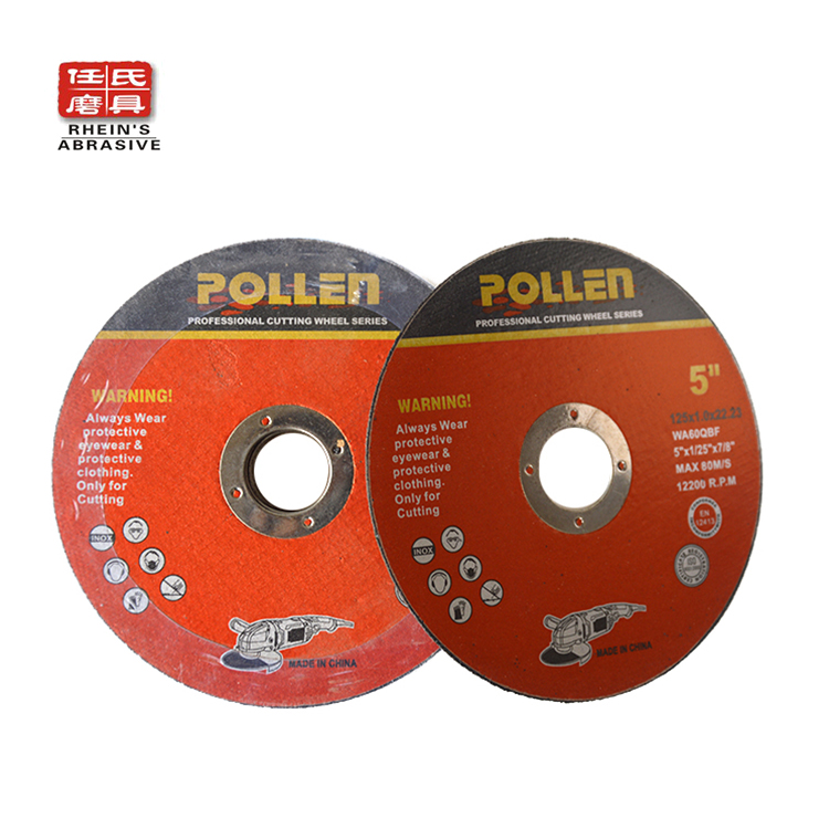 125mm 3mm Depressed Center Abrasive Wheels,Stone Mansonry Cuttting And Grinding Wheels C30S