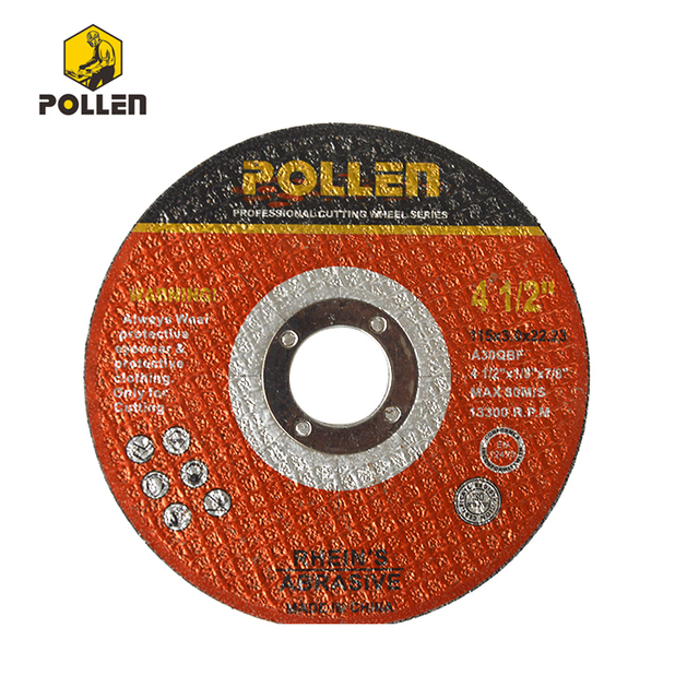 "4-1/2"" Inox Cutting Wheel Extra Cut"