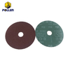 "Fiber Discs 4"" with Nylon Backing 5/8"" Arbor Size for Surface Conditioning"